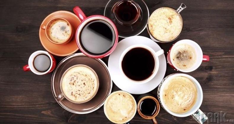Халуун цай таныг сэргээх тустай