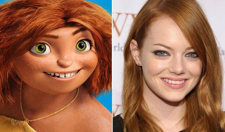 Хүүхэлдэйн киноны баатруудад дуу оруулсан алдартай жүжигчид