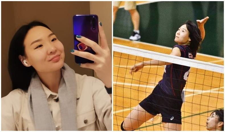 Японы волейболын лигт тоглодог Монгол бүсгүй Г.Хандсүрэнгийн тухай 20 баримт (20 фото)