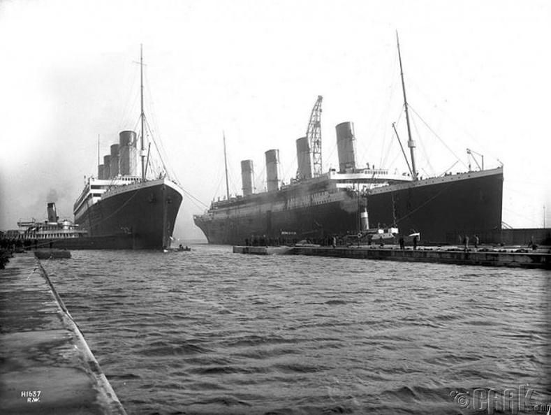 Титаникийн сүйрлийн тухай баримтууд