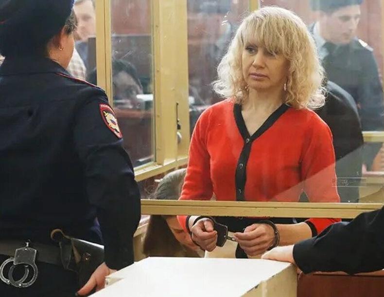 Инесса Тарвердиева, Роман Подкопаев нар