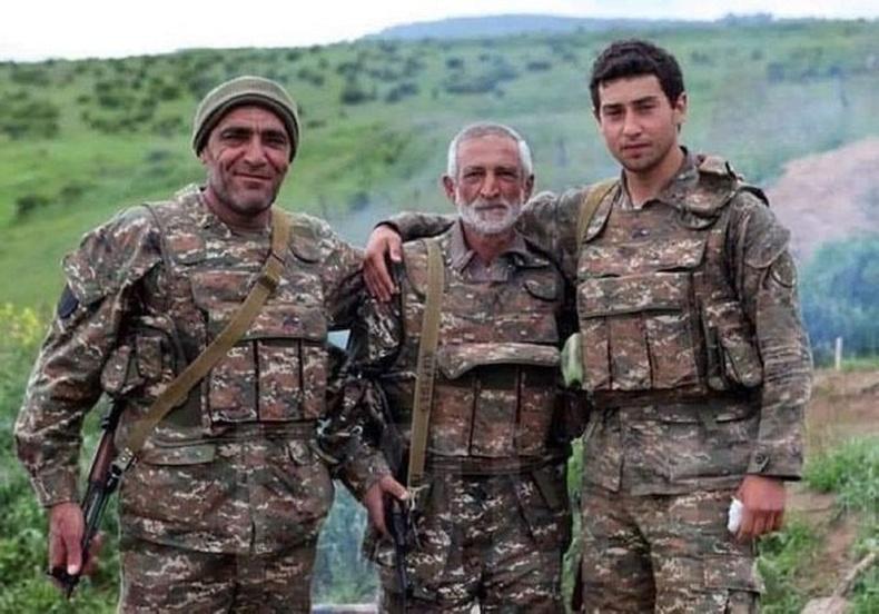 Гурван үеэрээ эх орноо хамгаалсан Армен албан хаагчид