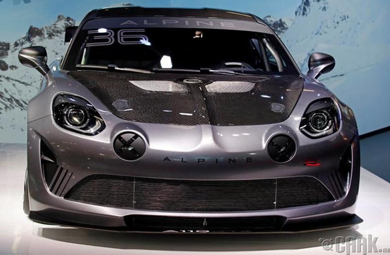 Alpine A110 GT4. Үнэ: 160,000 ам.доллар