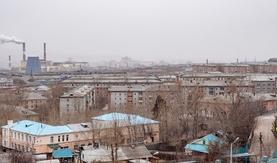 """Улаан-Үд хотын """"бараан"""" төрх (50 фото)"""
