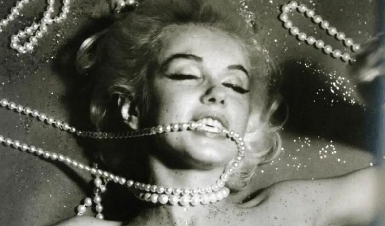 Мэрилин Монрогийн хамгийн сүүлчийн зураг авалт (50 фото)