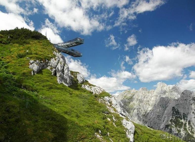 """""""Alpspitze"""" гүүр, Герман"""
