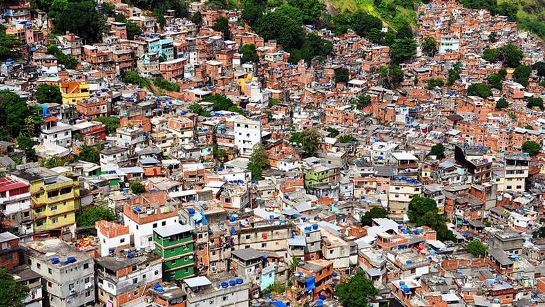 Бразил - хүн амын 5.8 хувь
