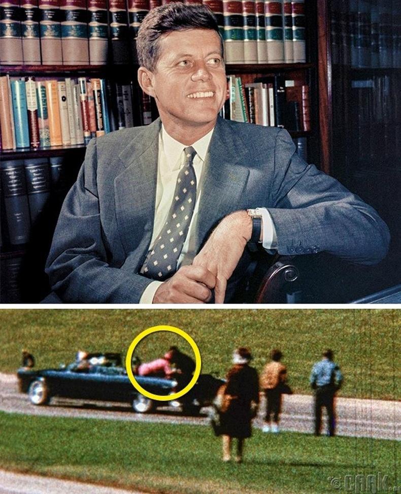 АНУ Жонн Ф. Кеннидигийн үхлийн нууцыг дэлгэнэ - 2038 он