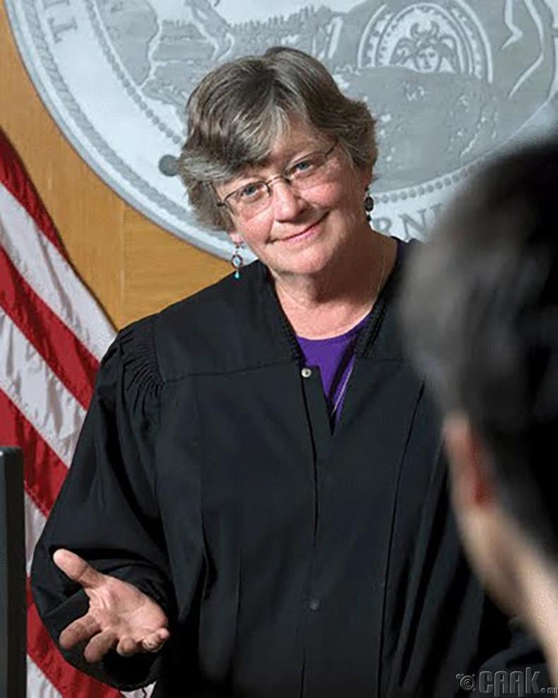 Донна Хитченс -Ижил хүйстнүүдийн эрхийг хамгаалагч, хуульч