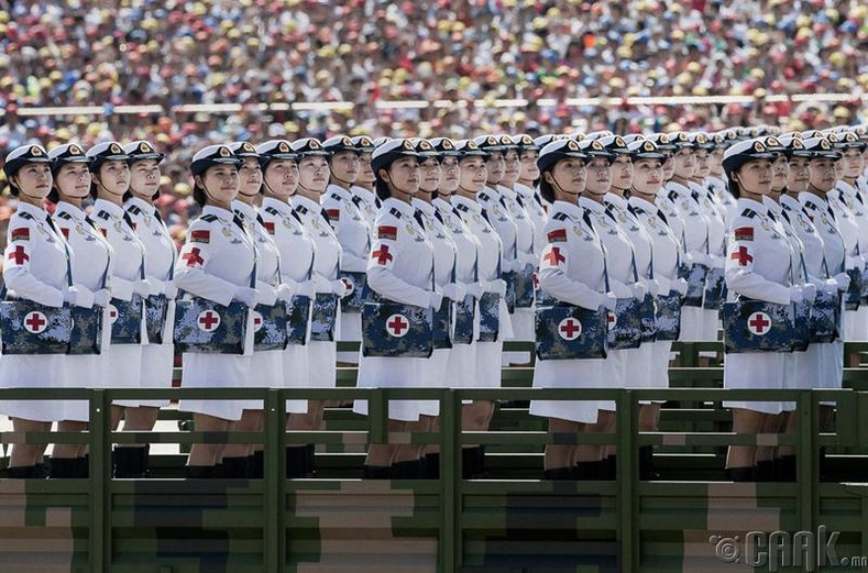 Цэргийн парад