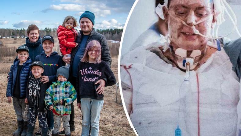 Өөрийнхөө эрүүл мэндийг золиосолж, 6 хүүхдээ галаас аварсан Швед ээжийн түүх