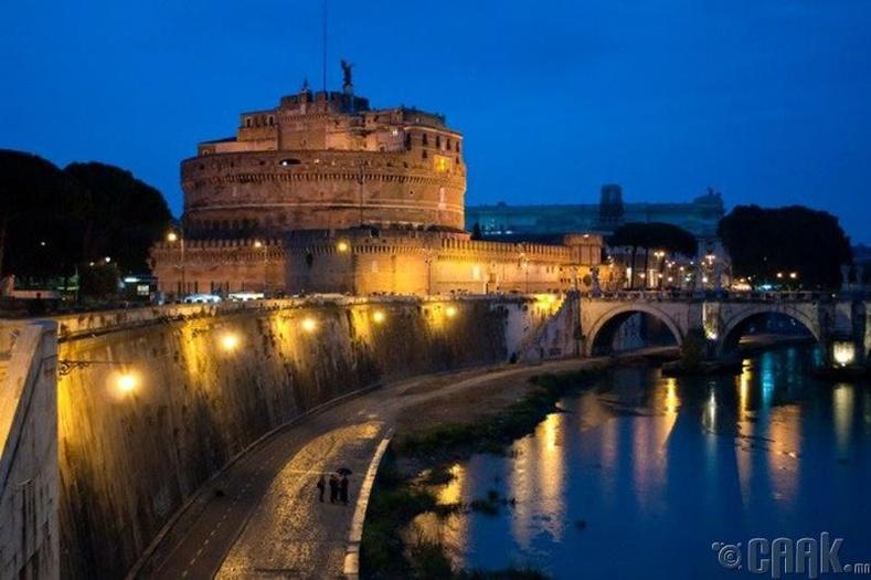Ром хот, Итали улс