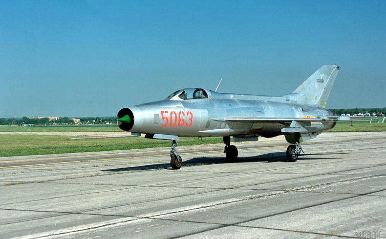 """""""МиГ-21"""" (Зөвлөлт холбоот улс)"""