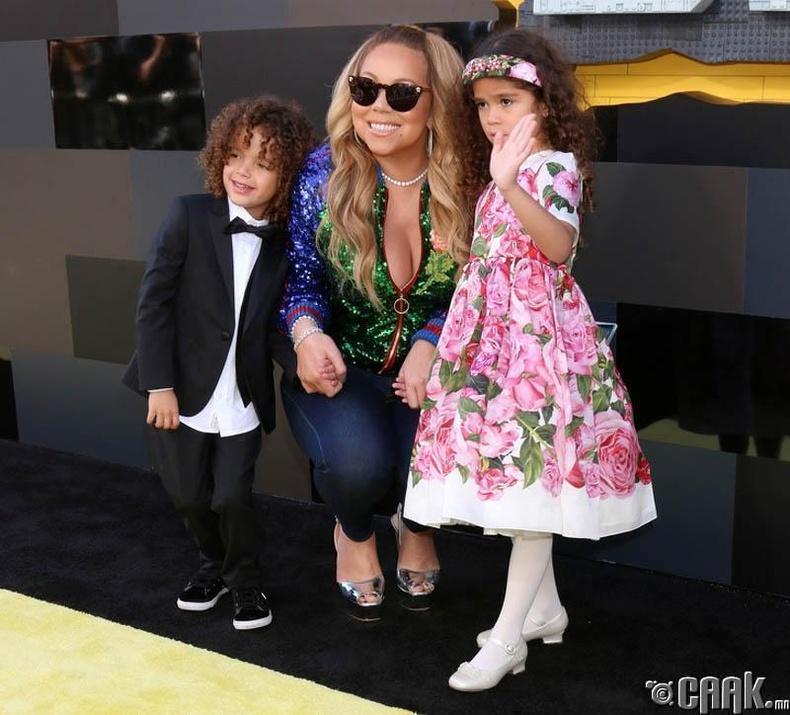 Мэрайя Кэри  (Mariah Carey) 42 насандаа ээж болжээ