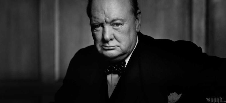 Уинстон Черчилль - Их Британийн ерөнхий сайд