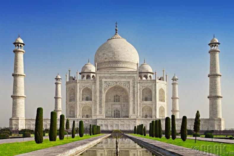 Таж Махал, Энэтхэг