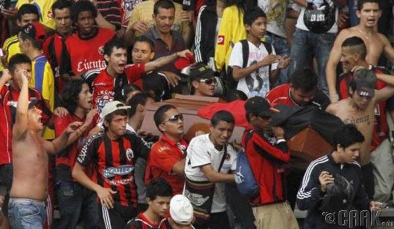 Хөл бөмбөгийн фанат