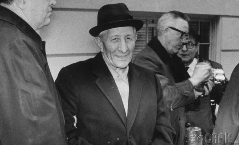 Дон Карло Гамбино (Carlo Don Carlo Gambino)