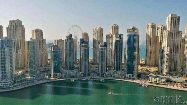Дубай, Арабын Нэгдсэн Эмират Улс