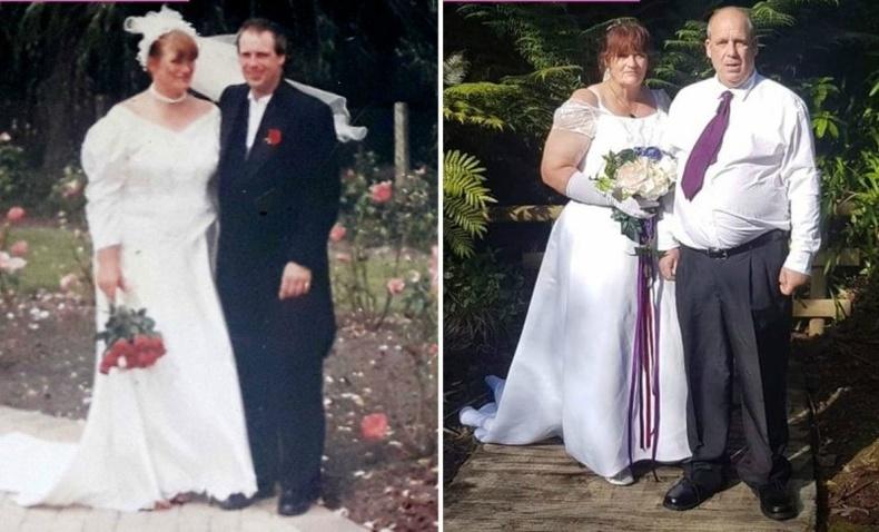 """Ой санамжаа алдсаны дараа нөхөртэйгөө """"дахин гэрлэсэн"""" бүсгүй"""