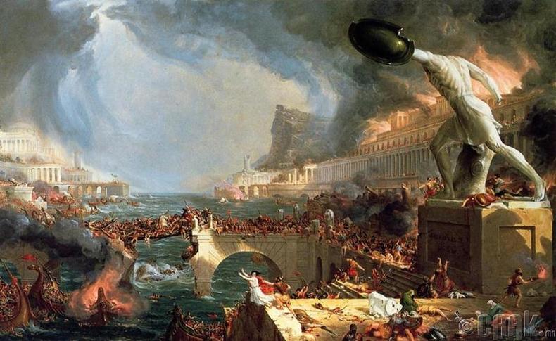 Хожуу Ромын эзэнт гүрэн