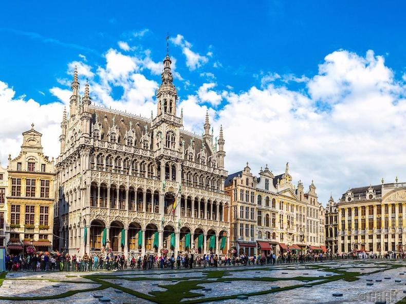 Брюссель, Бельги (Brussels, Belgium)