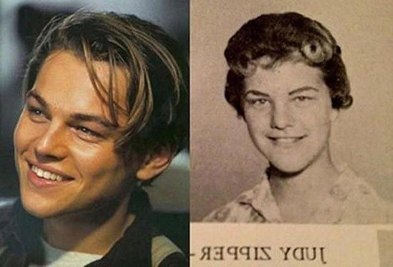 Леонардо Ди Каприо, Жуди Зиппер (Leonardo DiCaprio, Judy Zipper)