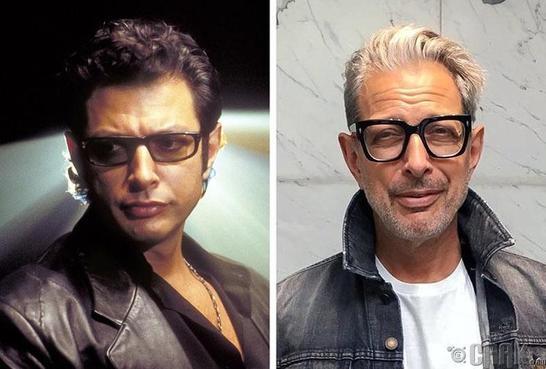 Жүжигчин Жефф Голблум (Jeff Goldblum) - 67 настай