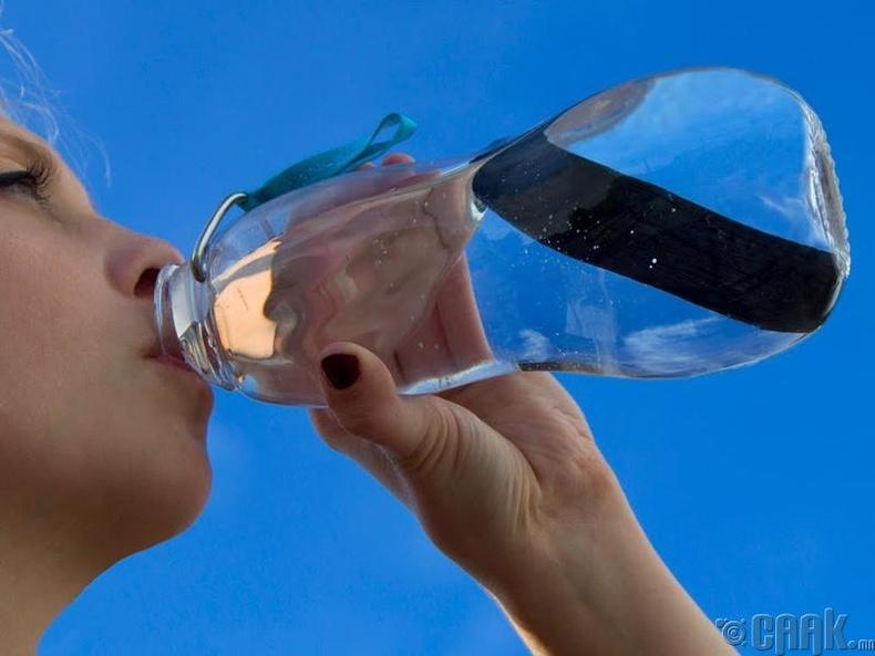 Ус уухыг зуршил болгоорой!