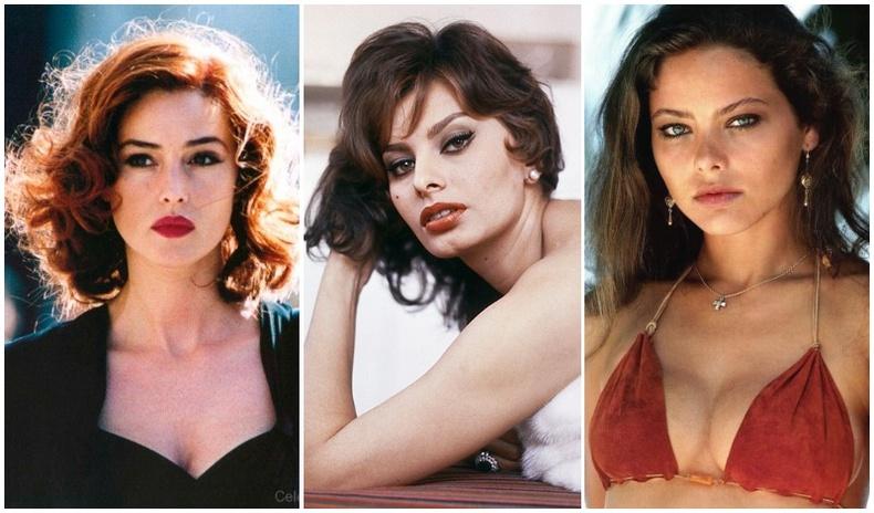 Кино урлагийн сор болсон үзэсгэлэнт итали бүсгүйчүүд