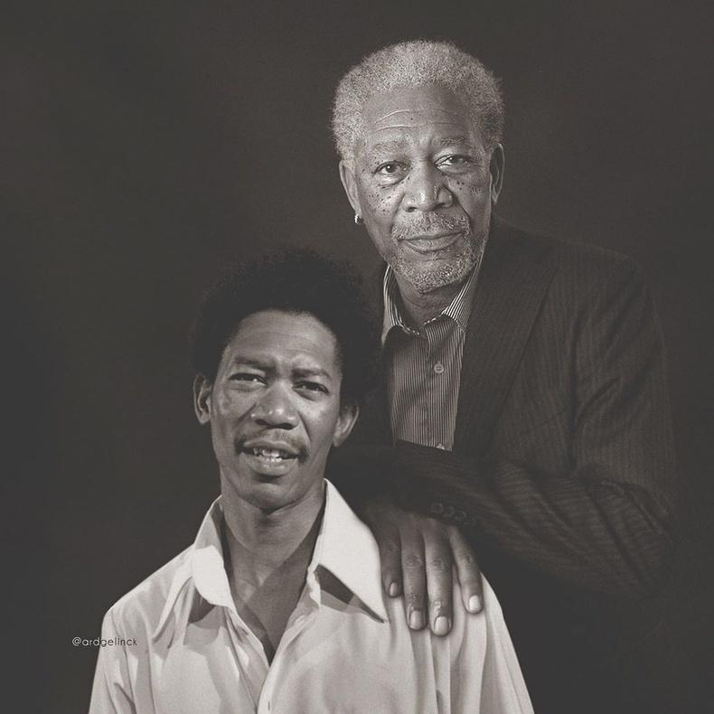 Морген Фримэн (Morgan Freeman)