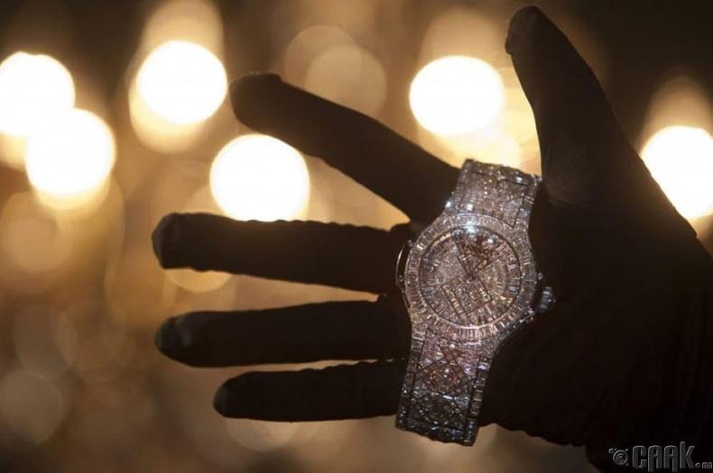 """""""Hublot Big Bang""""- 5 сая доллар"""