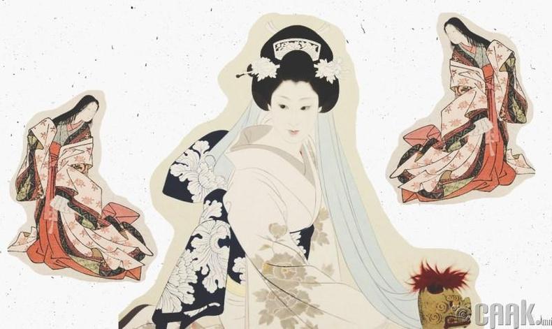 Оно-но Комати - Японы гоо бүсгүй