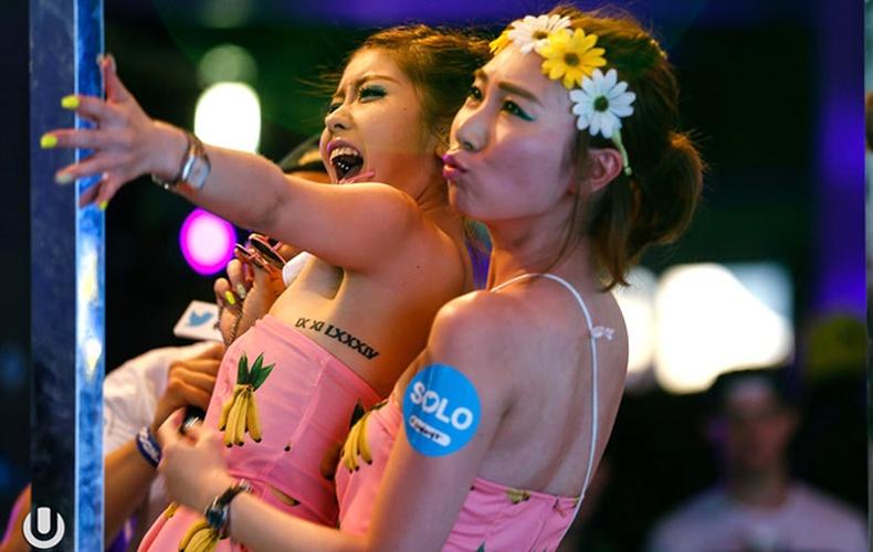 Солонгост болсон энэ зуны хамгийн том парти