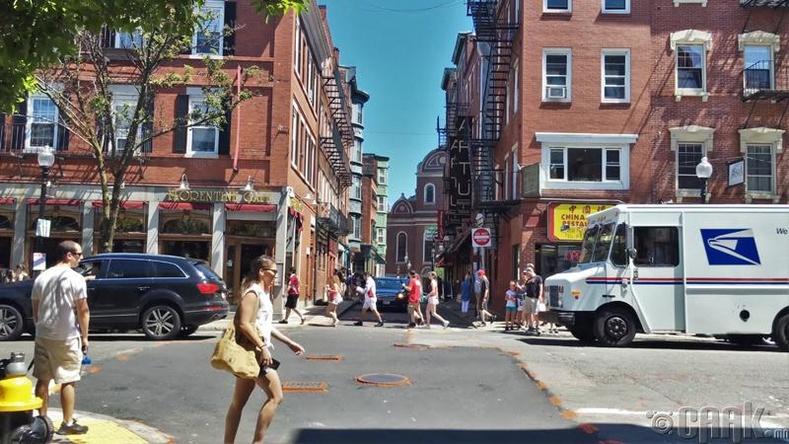 Бостон хот, АНУ