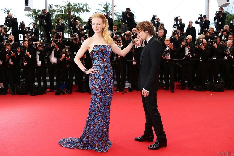 Николь Кидман болон Кейт Урбан: 180cm, 177см