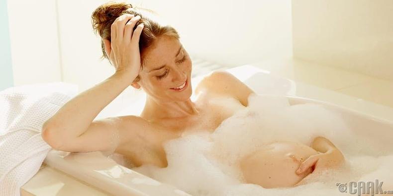 Халуун ванн болон архины хор хөнөөл