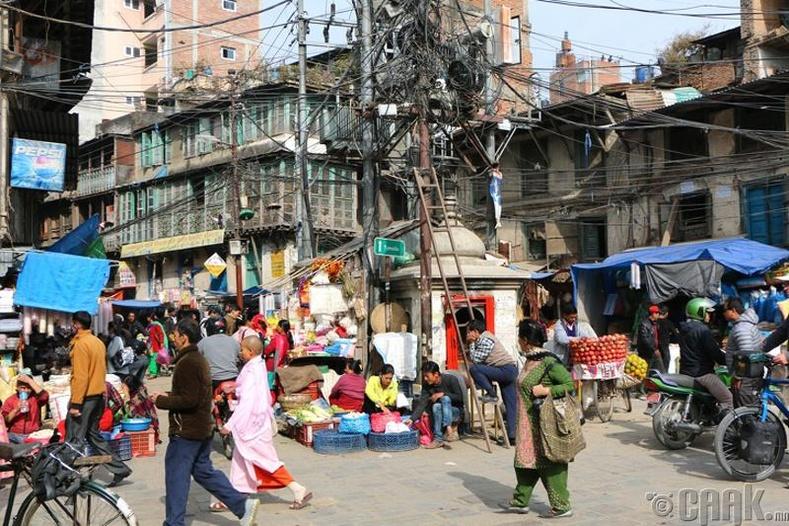 Балба улсын 30 сая орчим иргэд нь 123 өөр хэлээр ярьдаг