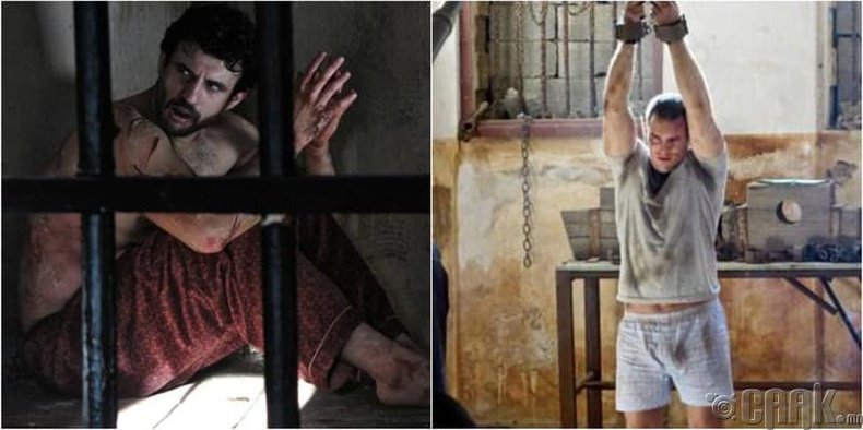 Пакистанд хоригдсон жүжигчин залуу