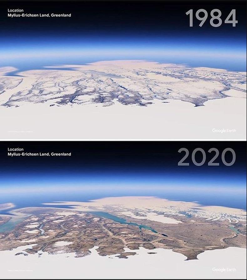 Милиус-Эриксэн арал - Гринланд