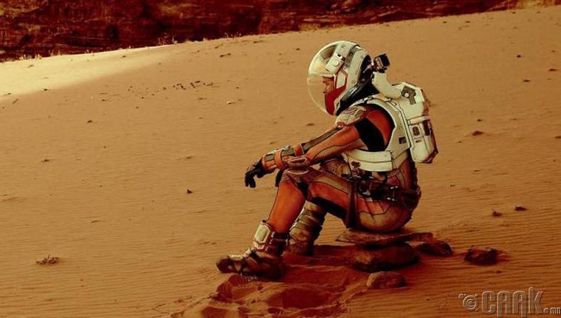 Ангараг дээр ургамал ургаж болно /онолын хувьд/