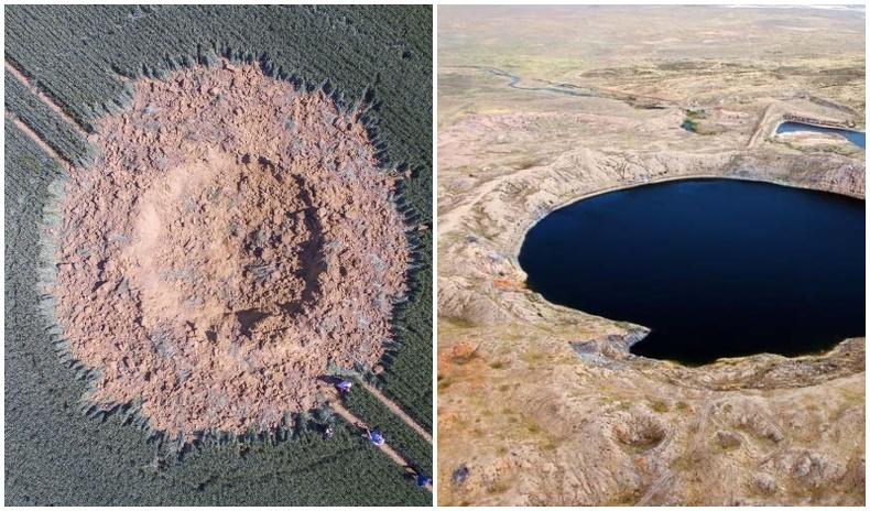 """Хүн төрөлхтнөөс болж байгаль дэлхийд үлдсэн хамгийн том """"шархууд"""""""