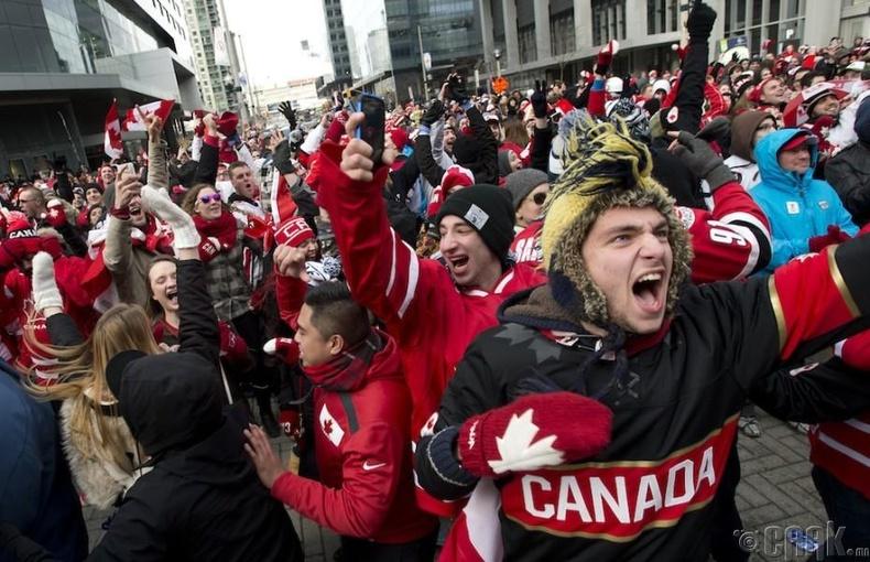 """Канадын төрийн дуулал - """"O Canada"""""""
