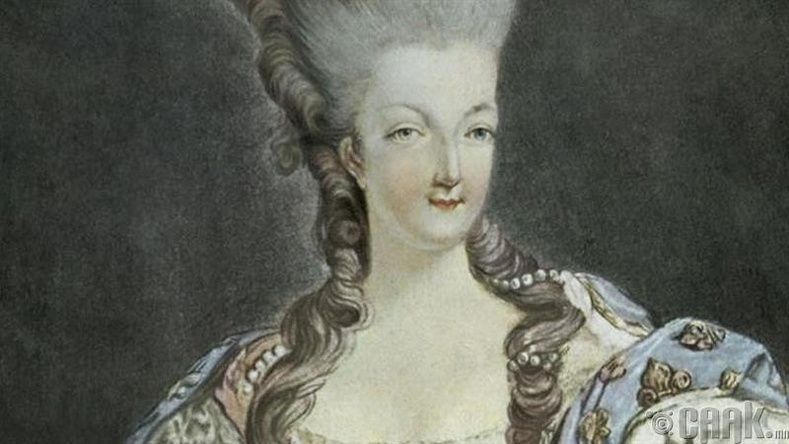 Мэри Антонни (Marie Antoinette)