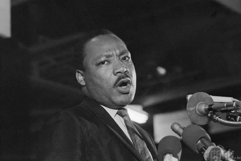 Мартин Лютер Кингийн аллага