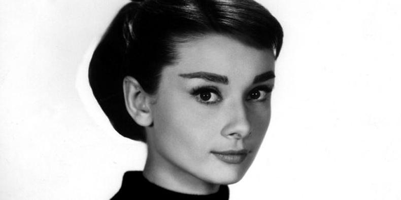 Одри Хепбёрн (Audrey Hepburn), жүжигчин