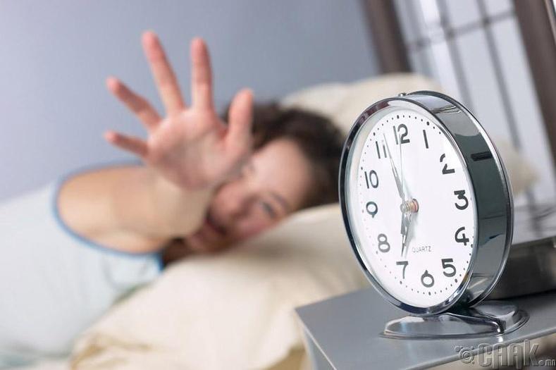 Бид бодохдоо: Хамгийн багадаа 8 цаг унтах хэрэгтэй