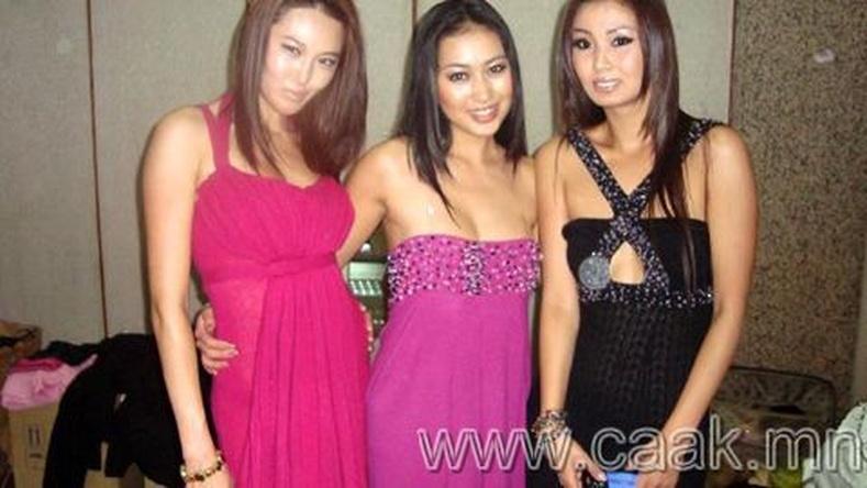 Монголын vзэсгэлэнт охид (60+ фото) №73