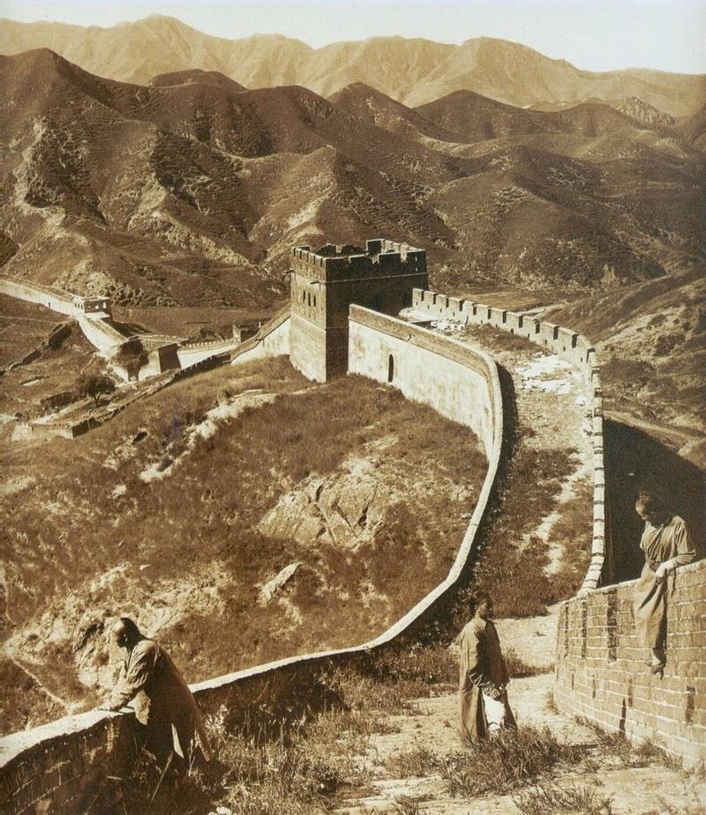 Хятадын цагаан хэрэм, 1907 онд