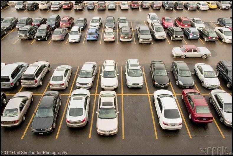 Машины зогсоол хайхад